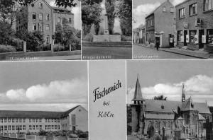 Postkarte aus Fischenich, unbekanntes Ausgabejahr - zur Verfügung gestellt von Michael Mehrl