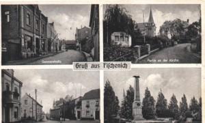 Historisches Postkarte - zur Verfügung gestellt von Jürgen Klein